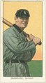 Sam Crawford, Detroit Tigers, baseball card portrait LCCN2008676583.tif