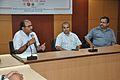 Samarendra Kumar Addresses - Valedictory Session - Workshop for Organising World Robot Olympiad - NCSM - Kolkata 2016-06-17 4705.JPG