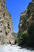 Samaria Gorge 08