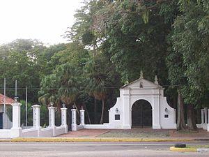 San Felipe, Yaracuy - San Felipe El Fuerte Park