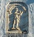 Sankt Veit an der Glan Hörzendorf Pfarrkirche hl. Georg Librarius-Relief 27122018 6460.jpg