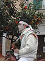 """Sant'Agata de' Goti (BN), 2003, Carnevale- la rappresentazione de """"i mesi"""". (16455128005).jpg"""