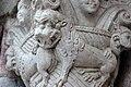 Sant Jaume de Vilafranca de Conflent - Capitell portalada.JPG