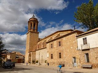 Santa Eulalia del Campo Place in Aragon, Spain