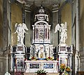 Santa Giustina (Padua) - Chapel of the holy sacrament - Altar.jpg