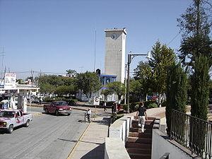 Tulantepec de Lugo Guerrero (municipality) - Image: Santiago Tpec 06