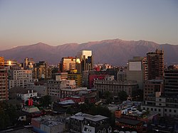 Santiago in Summer
