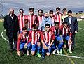 Saque de honor del II Torneo de Fútbol Cadete Villa de Alalpardo que homenajea a Vicente del Bosque (34292362791).jpg