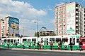 Sarajevo Tram-811 Line-3 2011-10-07.jpg