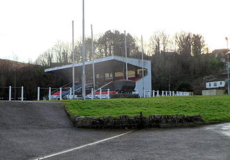 Sardis Road - The Grandstand at Sardis Road