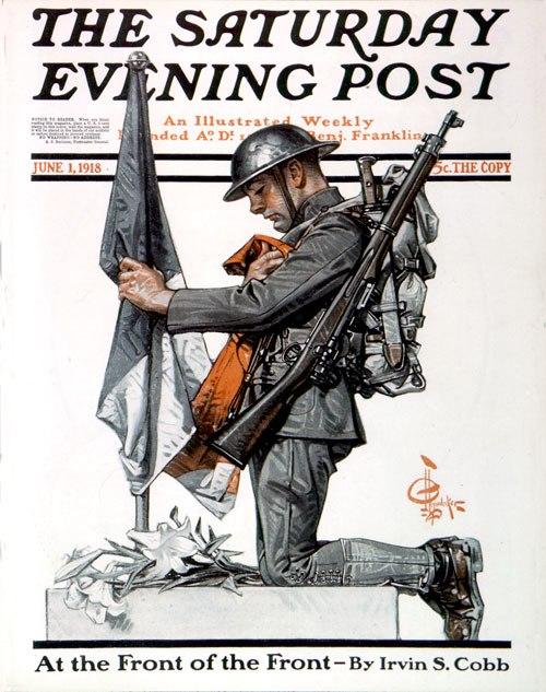 Saturday Evening Post 1918-06-01