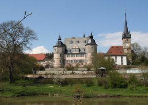 Ahorn, Bavaria - Ahorn Castle