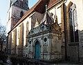 Schloss- und Stadtkirche St. Crucis Duvekapelle 01.JPG