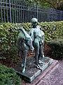 Schlosspark-Bellevue Fuchsiengarten Knabe-mit-Pony 6.jpg