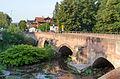 Schmalkalden, Obertor, Brücke über die Schmalkalde-20150807-001.jpg