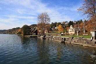 Schmerikon - Schmerikon waterfront