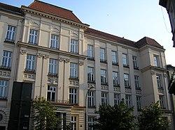 School. Kraków ul. Szlak 5-7 5.jpg