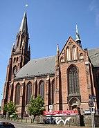 Schwerin St Paul