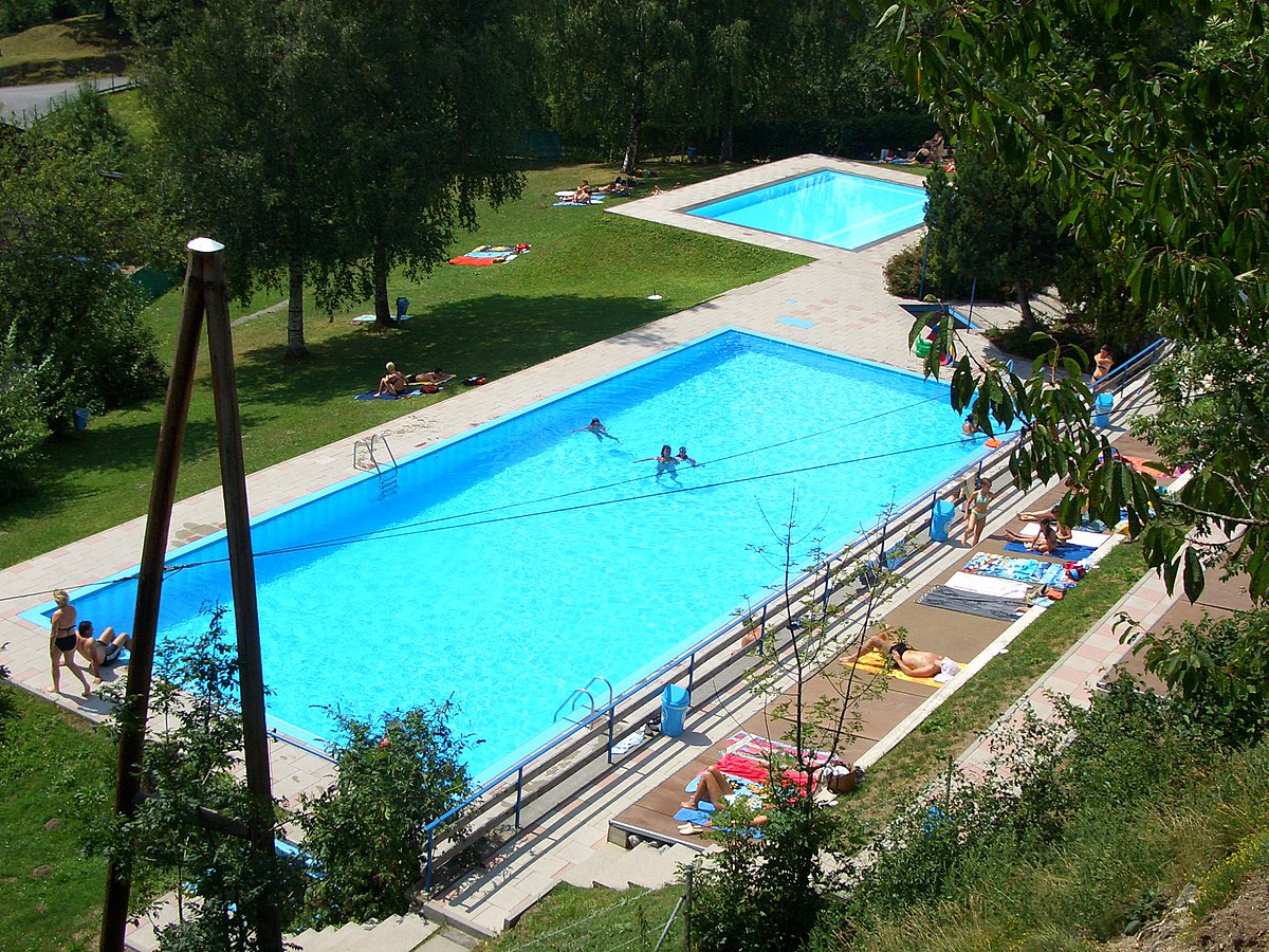 Schwimbad Köln
