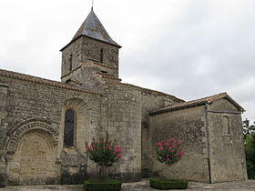L'église de Sciecq