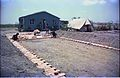 Science City Site Camp Office And Entrance Road Under Construction - Dhapa - Calcutta 1993-06-25 0582.JPG
