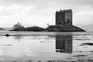 Clan Stewart of Appin - Castle Stalker