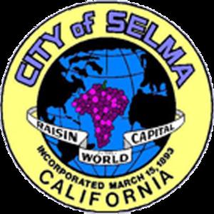 Selma, California - Image: Seal of Selma, California