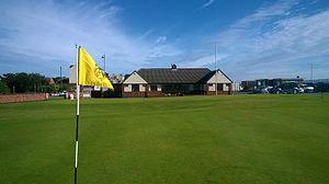 Seaton Carew Golf Club - Clubhouse in 2014