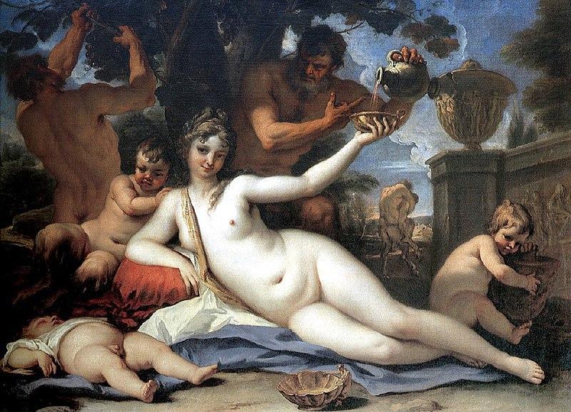 File:Sebastiano Ricci - Bacchante and Satyrs.jpg