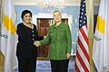 Secretary Clinton Meets With Cypriot Foreign Minister Kozakou-Markoullis (6548999923).jpg