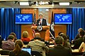 Secretary Kerry Delivers Remarks at the January 7 Daily Press Briefing (24210040956).jpg