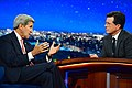 Secretary Kerry Makes an Appearance on The Late Show With Stephen Colbert in New York City (21873224425).jpg