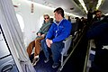 Secretary Kerry Sits With Greenlandic Premier Kielsen as They Prepare to Fly to Ilulissat, Greenland (27755591405).jpg