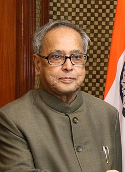 none Pranab Mukherjee