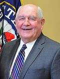Secretary of Agriculture nominee Sonny Perdue February 2017.jpg