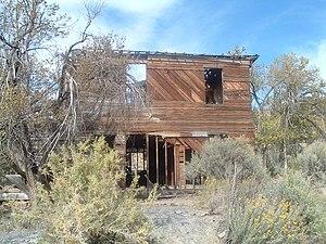 Sego, Utah - The Sego boarding house