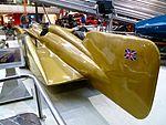 Segrave's Golden Arrow, Beaulieu Motor Museum (5340149987).jpg