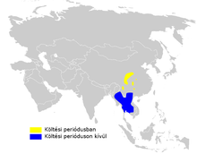 Seicercus omeiensis distribution map.png