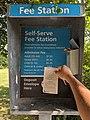 Self-serve fee station at Mountsberg Conservation Area.jpg