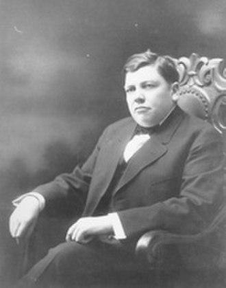 Paul O. Husting - Image: Senator Husting
