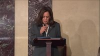 File:Senator Harris' floor speech on passing the Dream Act.webm
