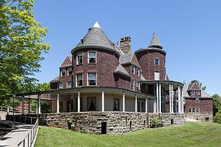 Senator Stephen Benton Elkins House United States historic place