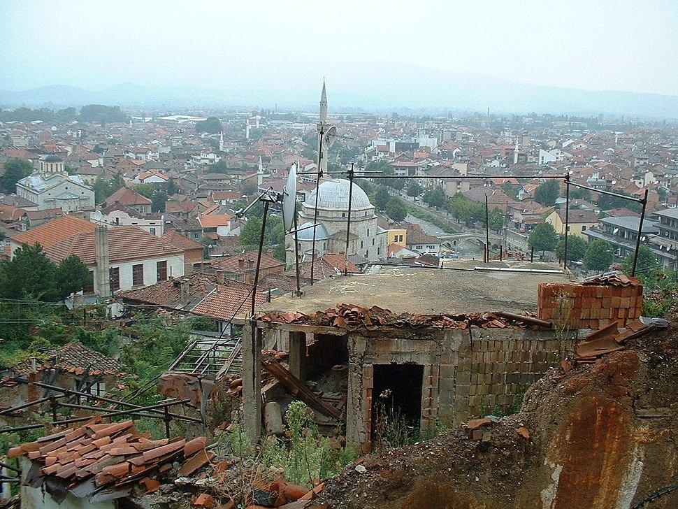 Serbenviertel Altstadt Prizren