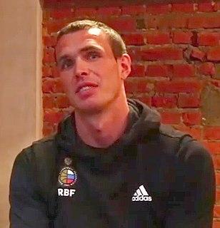Sergei Bykov Russian basketball player