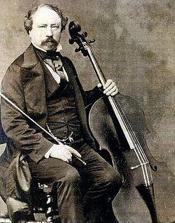 Adrien-François Servais Belgian composer