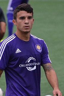 Servando Carrasco American soccer player
