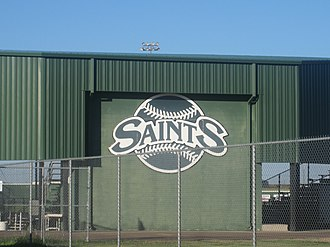 Seward County Community College - Image: Seward County Community College Saints Stadium IMG 5970