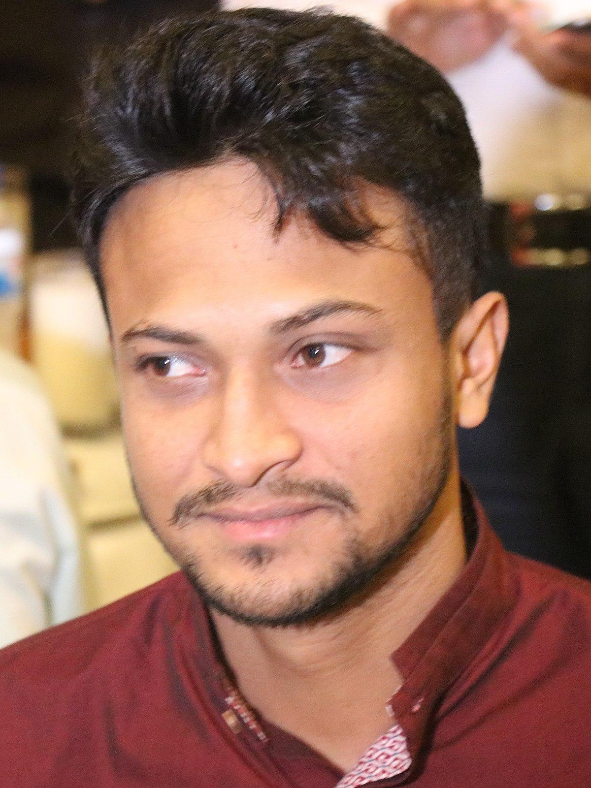 Shakib Al Hasan - Wikipedia