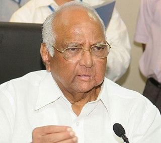 Sharad Pawar Indian politician