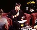 Sheena McDonald hosting After Dark on 30 May 1994.jpg